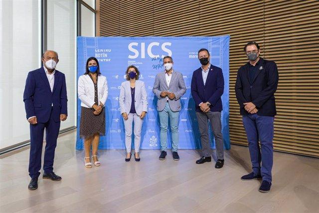 Presentación de la SICS