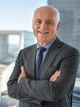 Archivo - El presidente de la Autoridad Bancaria Europea (EBA), José Manuel Campa.