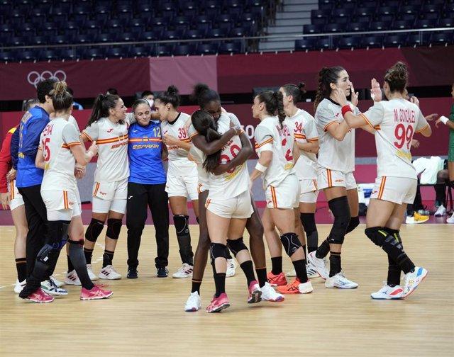 Selección española femenina de balonmano, Guerreras