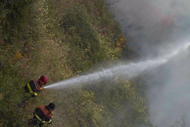 Incendis a Itàlia