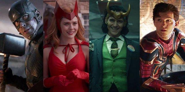 El nuevo orden de Marvel para ver las películas y series del UCM cronológicamente