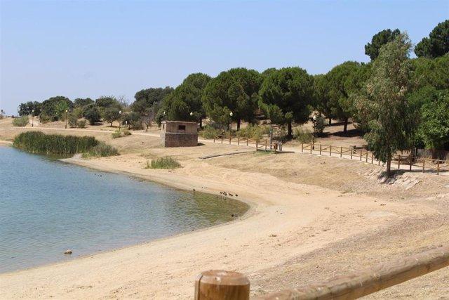 Archivo - Lago de Proserpina en Mérida