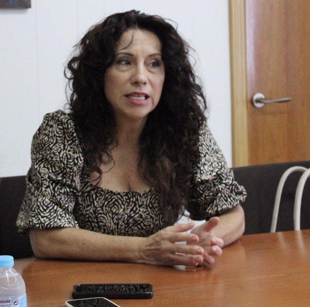 La consejera de Igualdad, Rocío Ruiz.