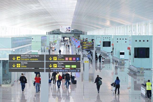 Archivo - Arxivo - Aeroport de Barcelona El Prat