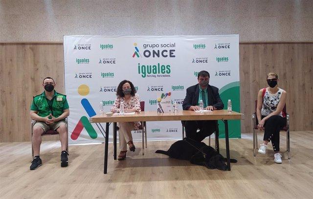 La ONCE hace balance en La Rioja