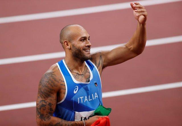 L'italià Marcel Jacobs, nou rei dels 100 metres