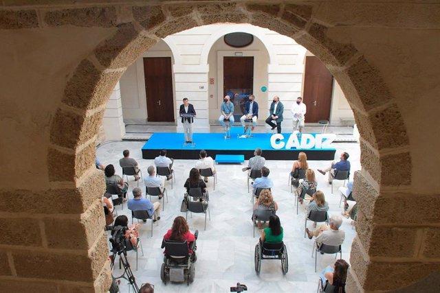 Intervención de Antonio González Terol en la Intermunicipal del PP de Cádiz