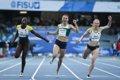 La atleta olímpica bielorrusa Krystsina Tsimanouskaya obtiene el visado polaco