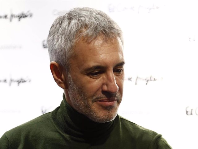 Sergio Dalma en una imagen de archivo de Europa Press.