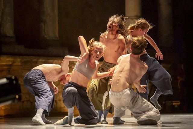 Archivo - El Festival Internacional de Danza de Itálica en su edición de  2019.