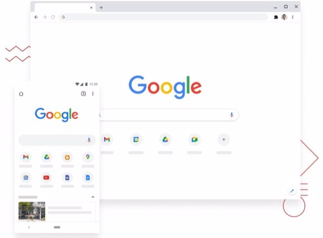 Archivo - Navegador Chrome recurso