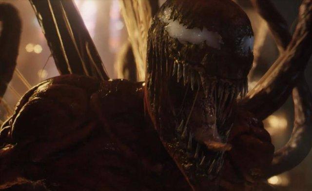 Escena del tráiler de 'Venom: Habrá Matanza'