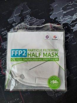 Archivo - El CSIF exige a Sanidad que compruebe el uso de mascarillas con grafeno en centros sanitarios