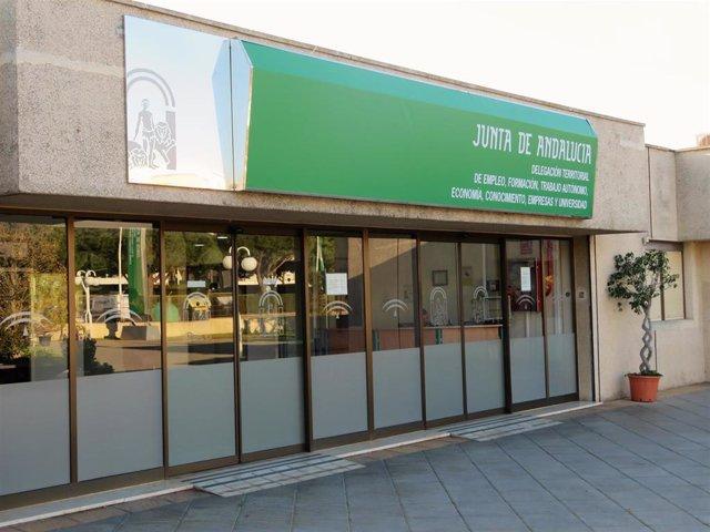 Archivo - Delegación de Empleo en Huelva.