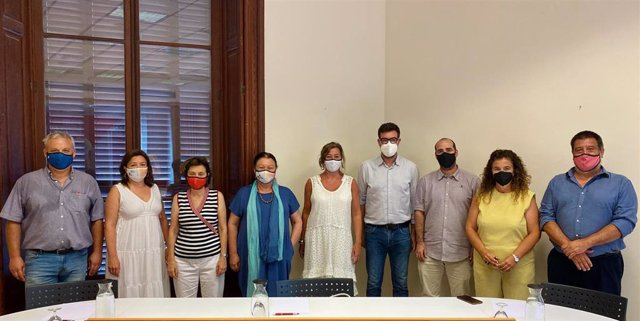 Partidos del Pacte hacen balance de legislatura y se comprometen a relanzar los Acuerdos de Bellver en la pandemia
