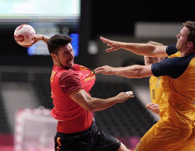 Selección española de balonmano, Hispanos