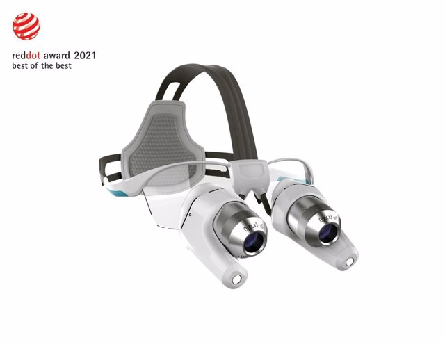 Sagentia Innovation win Red Dot Award: Surgical Loupes sPEEK