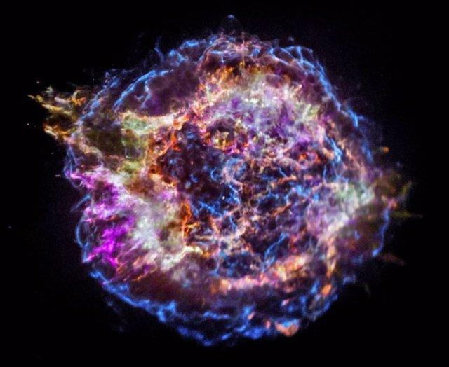 Archivo - Remanente de supernova