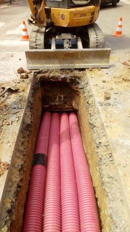 Endesa invierte en la red eléctrica de Mataró