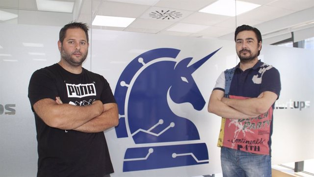 Alejandro Guerra y Javier Romay, parte del equipo de Smartups.Io