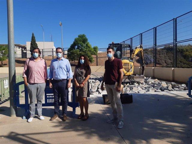 Obras para la mejora de las instalaciones y el aumento de zonas de sombra en 27 centros escolares de Palma