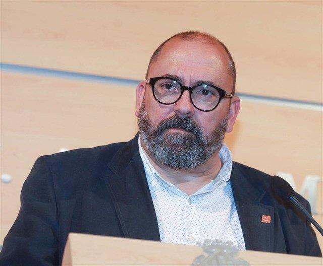 Archivo - El secretario autonómico de Empleo, Enric Nomdedéu