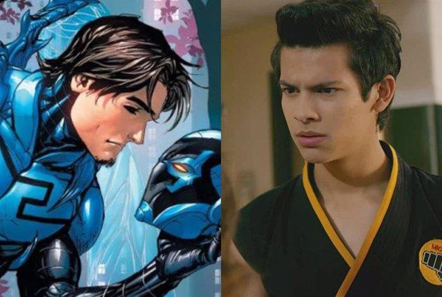 DC busca que Xolo Maridueña de vida a Jaime Reyes, el tercer Blue Beelte