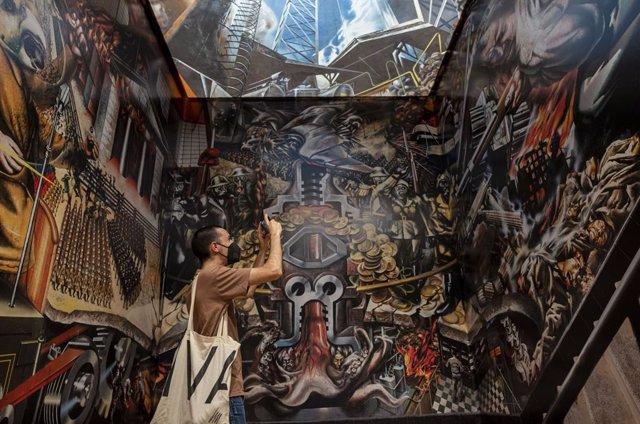 La exposición 'Los exilios de Renau'  En el IVAM.