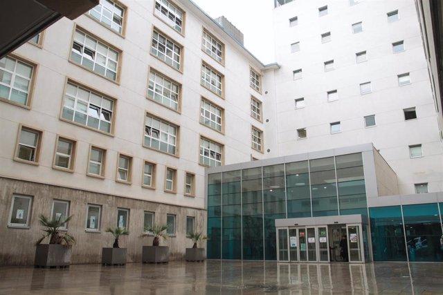 Archivo - Instalaciones del Hospital de San Millán-San Pedro