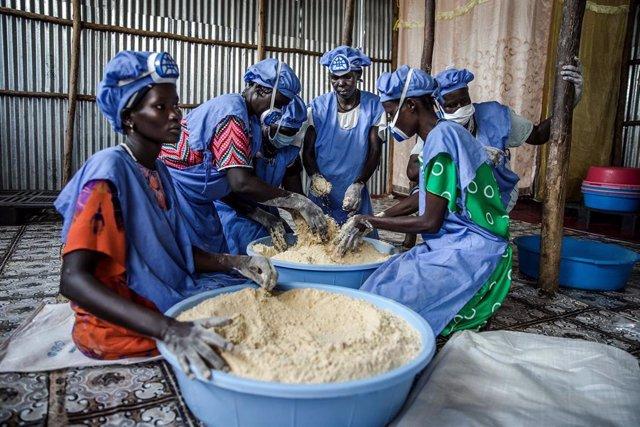 Archivo - Fundación 'la Caixa' desarrolla proyectos de cooperación internacional en Etiopía.