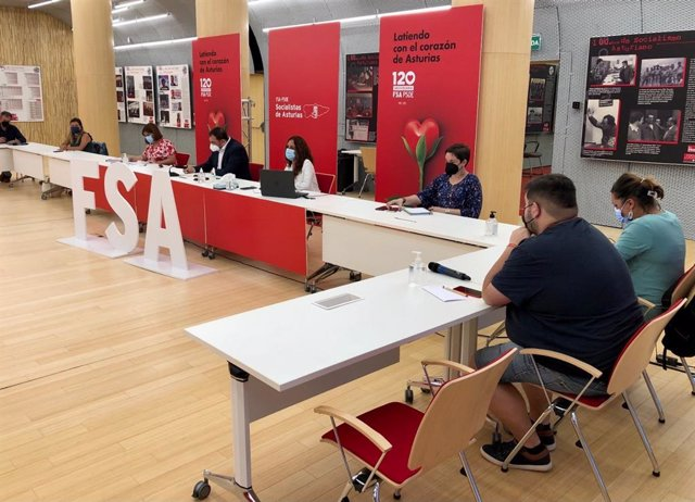 Comisión Ejecutiva Autonómica de la FSA-PSOE