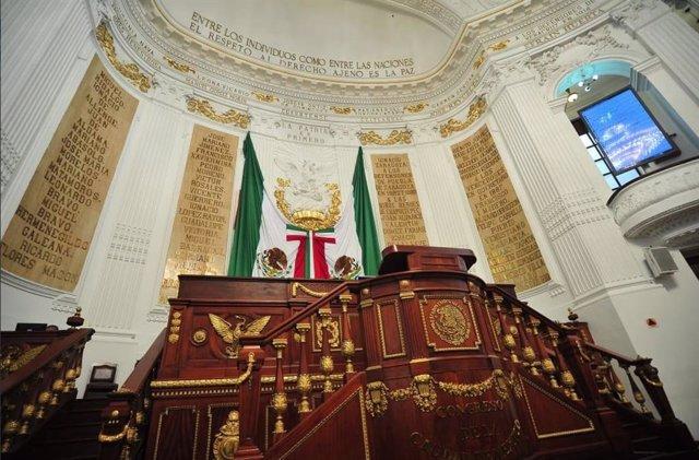 Archivo - Congreso de México