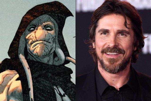 Christian Bale es Gorr el Dios Carnicero en Thor 4