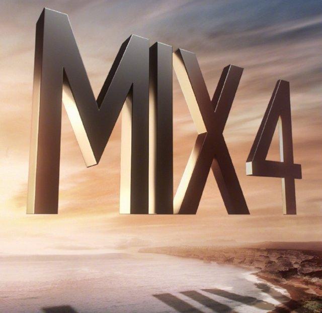 Anuncio presentación Mi Mix 4