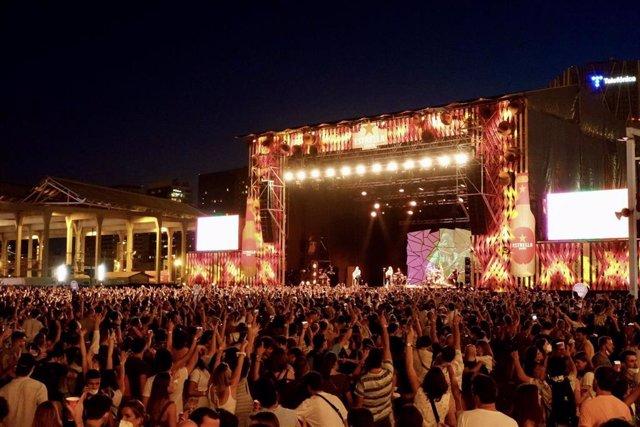Imatge del Festival Cruïlla de Barcelona