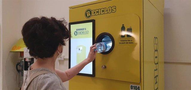 Máquina Reciclos