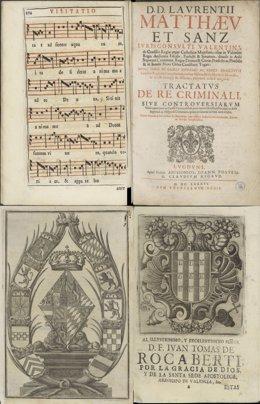 La Biblioteca Valenciana digitaliza para la consulta en Bivaldi manuscritos de entre los siglos XVI y XX