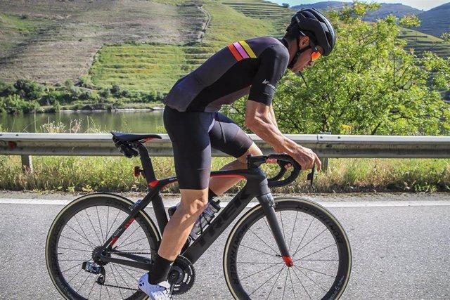 Archivo - Alberto Contador, exciclista español