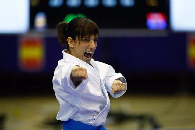 Archivo - Sandra Sánchez