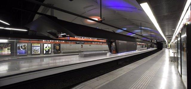 Archivo - Estación De Sant Andreu
