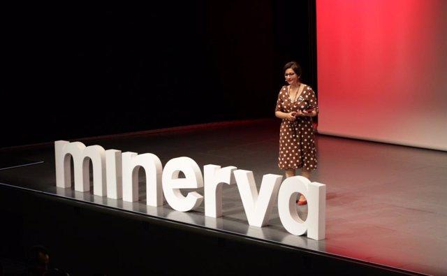 Archivo - Programa Minera en una foto de archivo del 'Investor Day' virtual 2021 en el mes de abril