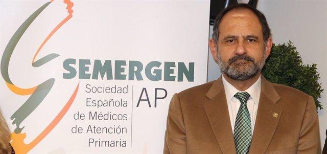 Archivo - Arxiu - José Polo García, nou president de la Societat Espanyola de Metges d'Atenció Primària