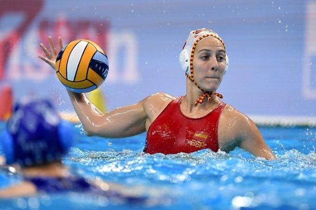 Selección española femenina de waterpolo