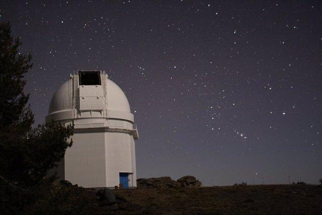 Observatorio noche