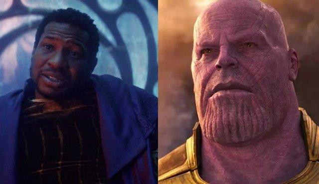 Kang y Thanos