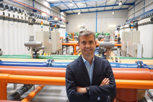 Director de ELMASA, Juan Carlos González