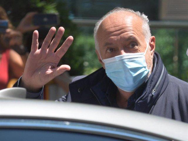 Archivo - España.- La Policía sospecha que el productor José Luis Moreno esconde más de 400 millones de euros en el extranjero