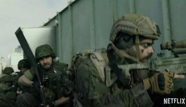 Escena del tráiler de la temporada 5 de 'La casa de papel'