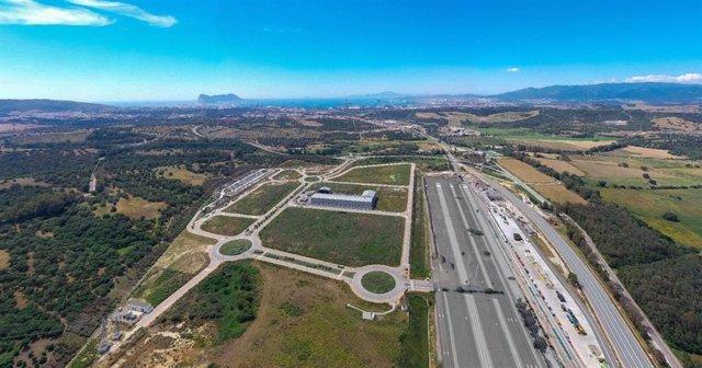 Sector San Roque del Área Logística de Algeciras.