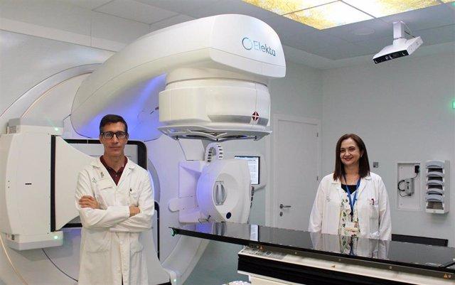 El Hospital General de València ha creado su servicio de Oncología Radioterápica propio gracias a la puesta en marcha de un acelerador lineal y un TAC públicos.